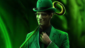 Image result for riddler batman