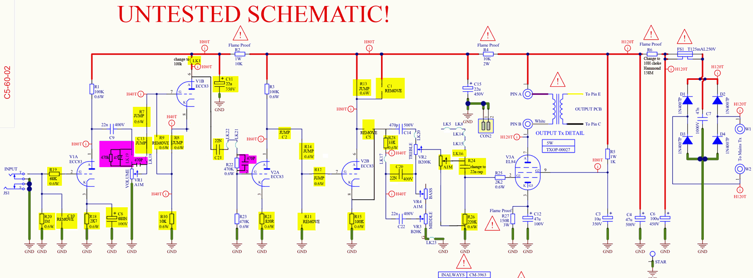 Marshall Cl 5 JCM800 mod | My Les Paul Forum on slo-100 schematic, bass tube preamp schematic, circuit diagram, jtm45 schematic, bassman schematic, marshall schematic, block diagram, 1987x schematic, functional flow block diagram, zvex sho schematic, 3pdt schematic, amp schematic, jcm 900 schematic, soldano schematic, ac30 schematic, irig schematic, overdrive schematic, technical drawing, transformer schematic, fender schematic, peavey schematic, piping and instrumentation diagram, tube map, 5e3 schematic, dsl schematic, one-line diagram, guitar schematic,