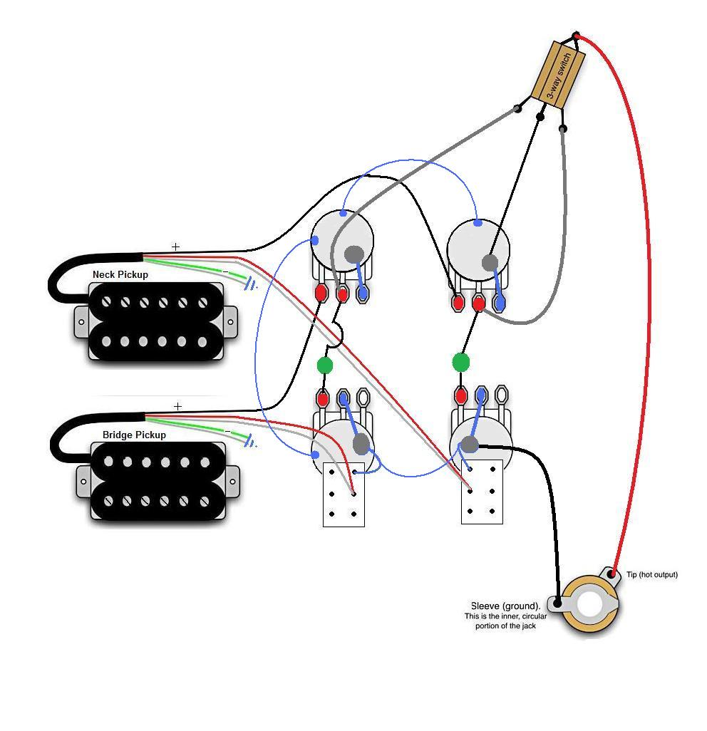 D7EE3 Les Paul Wiring Diagram 50 S Style | Wiring Resources 2019 on
