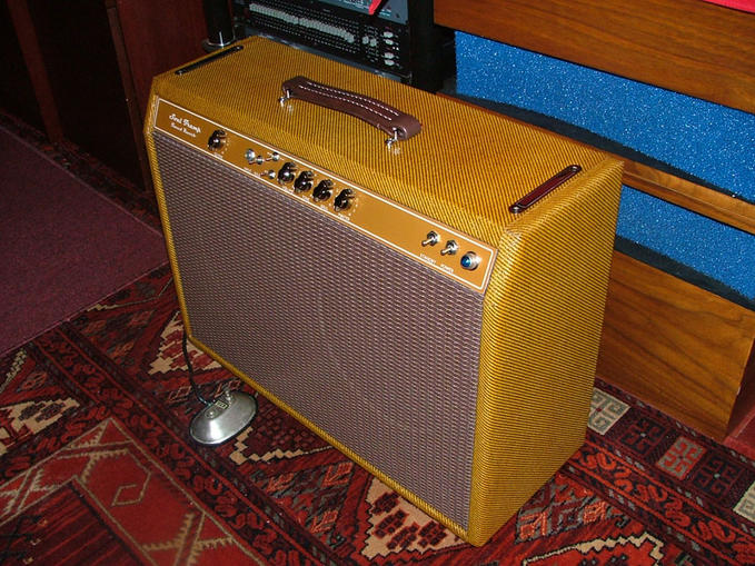 Has Anyone Here Ever Had A Fender Amp Re Tolexed My Les Paul Forum
