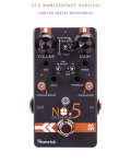 Sinvertek No. 5 Distortion (a Killer compact two channel pedal)
