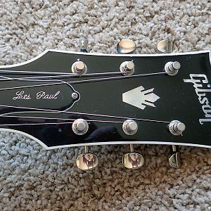 2007 Gibson Les Paul Standard Limited Edition Silverburst
