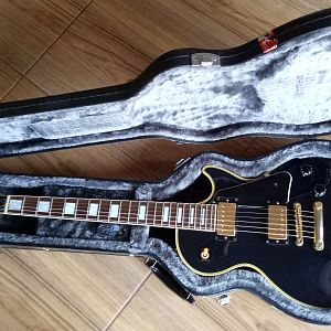 Epiphone LP Custom
