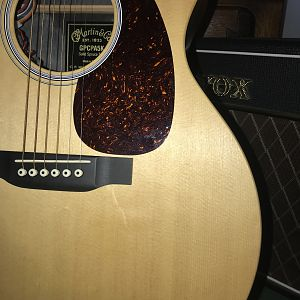Martin Acoustic Up Close