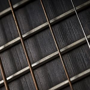 Strings and frets