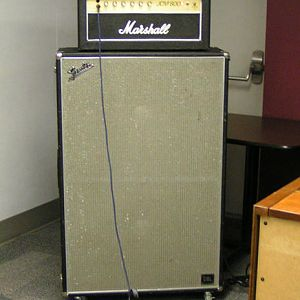 '84 2204 head (from combo) on Dual Showman JBL cab