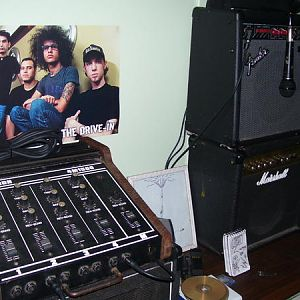 1500W 79' PA-Fender Hot-Marshall Valvestate