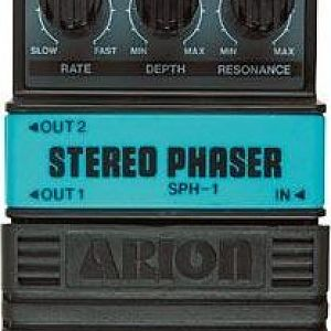 Arion SPH-1 phase shifter