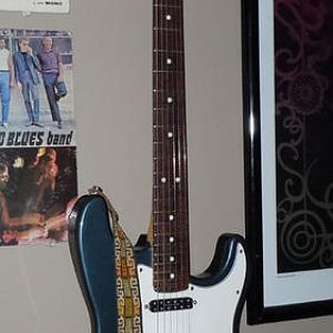 Strat with lil59 and coolrails