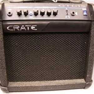 Crate GTD15 combo amp, 15W