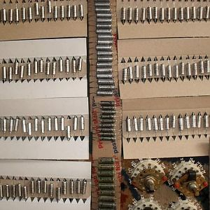 Capacitors and German Military Multi-Switches