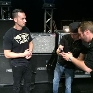 Rig Talk with Mark in Linz