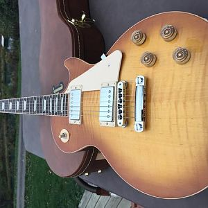 Gibson 2016 Les Paul Traditional Plus T