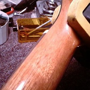 Broken les paul 2