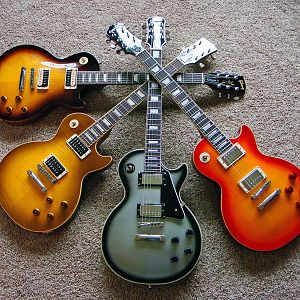 2010 Gibson & Epiphone Collection