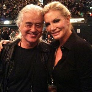Jimmy Page - Shannon Tweed
