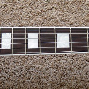 2011 Gibson Les Paul Classic Custom Antique Natural