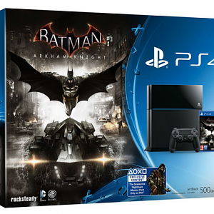 ps4 batman