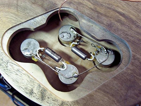 tkojams albums dc part2 picture39591 165pots switched to 50's wiring now problems help my les paul forum