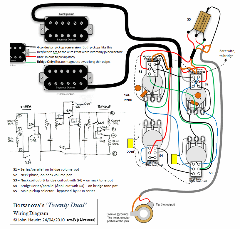 Gibson Lp Phase Wiring Diagram - Trusted Wiring Diagrams